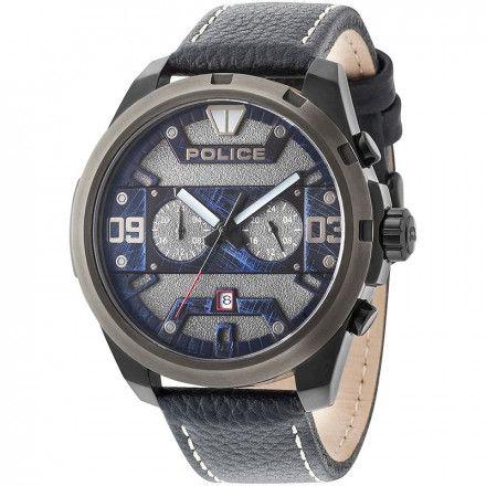 Police 15365JSBU/61 DASH Zegarek Model PL15365