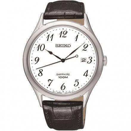 Seiko SGEH75P1 Zegarek Męski Classic