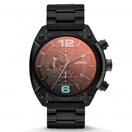 Diesel DZ4316 Zegarek Męski Na Bransolecie Z Kolekcji Overflow