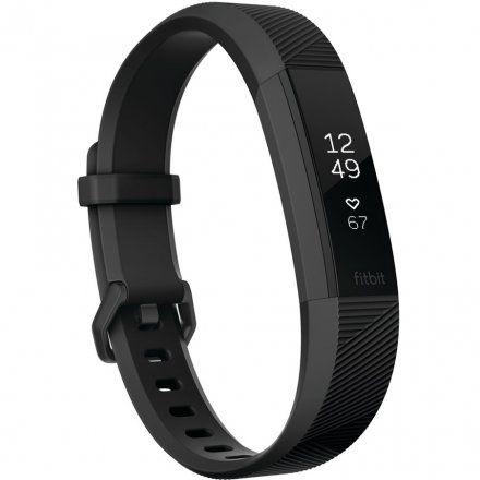 Monitor Aktywności Fitbit ALTA HR - FB408GMBKL-EU - Rozmiar L