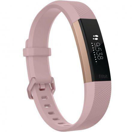 Monitor Aktywności Fitbit ALTA HR - FB408RGPKL-EU - Rozmiar L