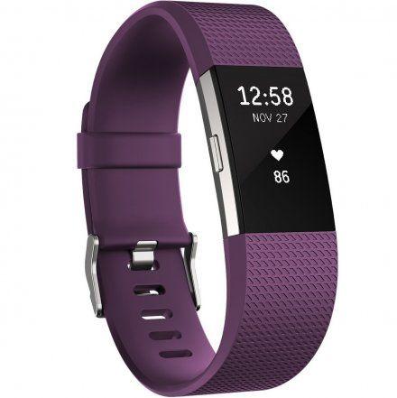 Monitor Aktywności Fitbit CHARGE 2 - FB407SPMS-EU - Rozmiar S