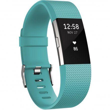 Monitor Aktywności Fitbit CHARGE 2 - FB407STEL-EU - Rozmiar L