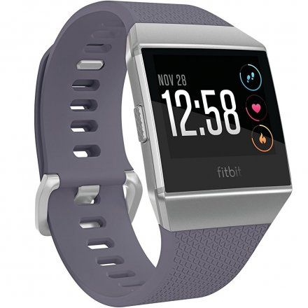 Monitor Aktywności Fitbit iONIC - FB503WTGY-EU Blue-Gray/Silver Gray