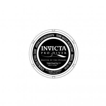 Invicta IN18741 Zegarek męski Invicta Pro Diver 18741