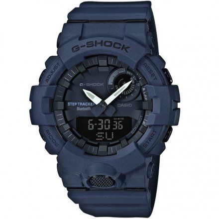 Zegarek Casio GBA-800-2AER G-Shock G-SQUAD GBA800 2AER