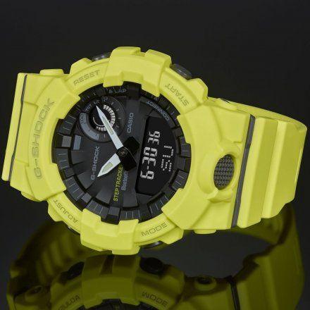 Zegarek Casio GBA-800-9AER G-Shock G-SQUAD GBA800 9AER