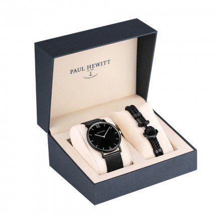 Paul Hewitt Sailor Perfect Match Zegarek + Bransoletka PH-PM-4-XL