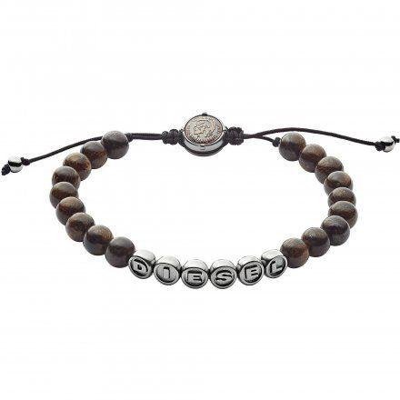 Biżuteria Diesel - Bransoleta DX1087060 - SALE -30%