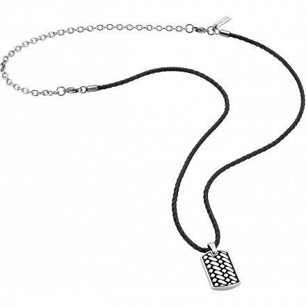 Biżuteria Police - PJ.26179PLS/01 - Naszyjnik DOUBLE IMPACT PJ26179