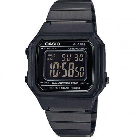 Zegarek Casio B650WB-1BEF Casio Retro B650WB 1BEF