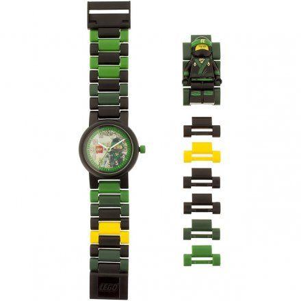8021100 Zegarek LEGO NINJAGO LLOYD Minifigurka