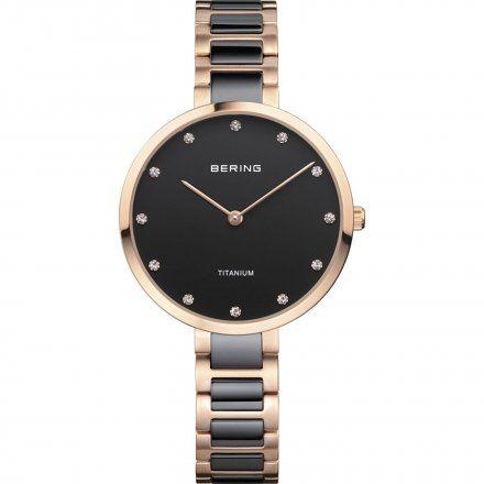Bering 11334-762 Zegarek Bering Titanium