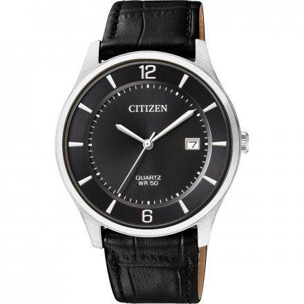 Citizen BD0041-03F Zegarek Męski na pasku Citizen Classic