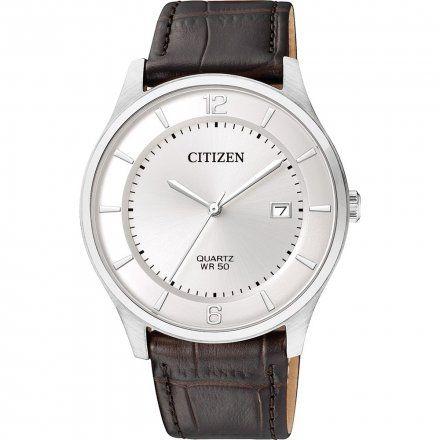 Citizen BD0041-11A Zegarek Męski na pasku Citizen Classic