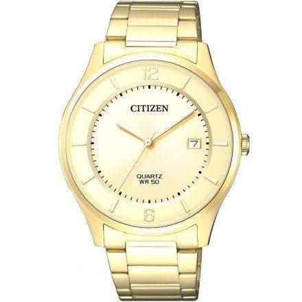 Citizen BD0043-83P Zegarek Męski na bransolecie Citizen Classic