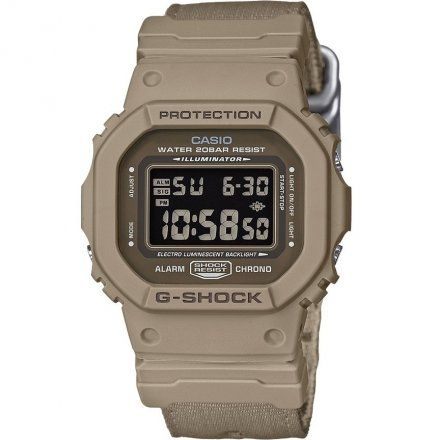 Zegarek Casio DW-5600LU-8ER G-Shock DW 5600LU 8ER