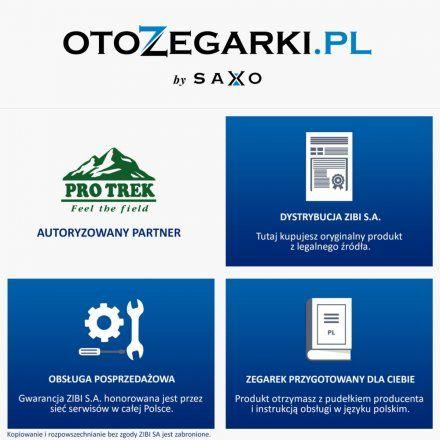 Zegarek Casio PRW-6600Y-1ER Protrek PRW 6600Y 1ER