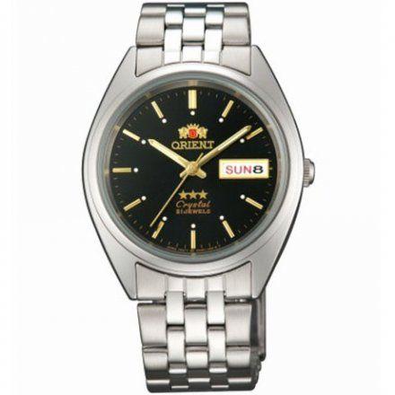 ORIENT FAB0000AB9 Zegarek Męski Japońskiej Marki Orient AB0000AB