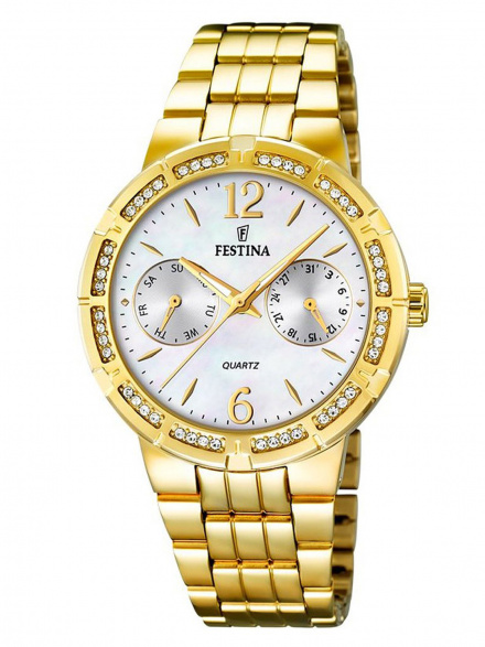 Zegarek Damski Festina F16701/1 Fashion Trend Multifunction 16701/1