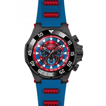 Invicta IN25689 Zegarek męski Invicta Marvel Spiderman 25689