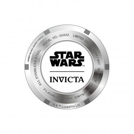 Invicta IN26555 Zegarek męski Invicta Star Wars Stormtrooper 26555