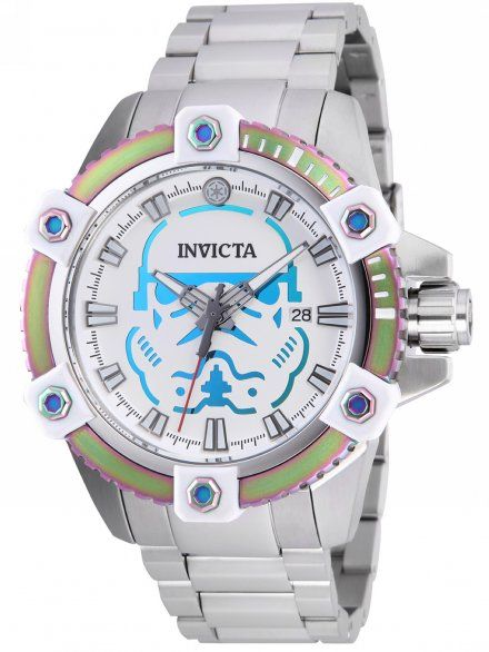Invicta IN26555 Zegarek męski Invicta Star Wars Stormtrooper 26555