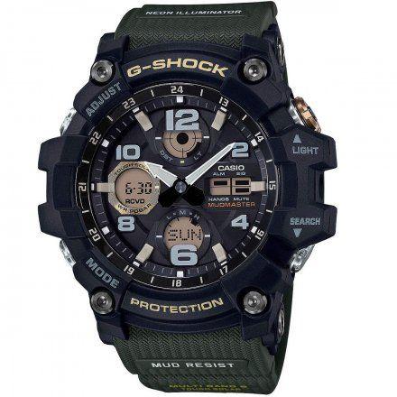 Zegarek Casio GWG-100-1A3ER G-Shock Master Of G Premium GWG 100 1A3ER