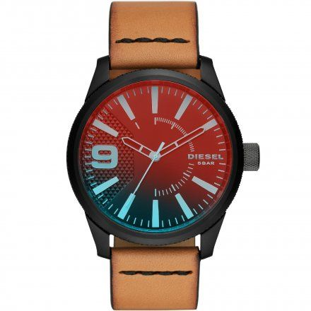 Diesel DZ1860 Zegarek Męski Na Pasku Z Kolekcji Rasp