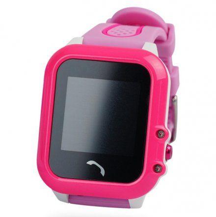 Zegarek dziecięcy Xblitz GPS-Find Me Różowy