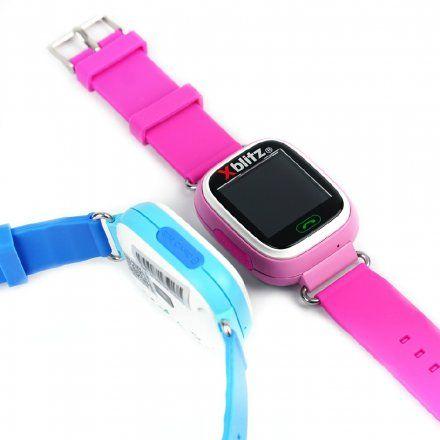 Zegarek dziecięcy Xblitz GPS-Love Me Różowy
