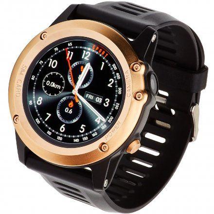 Smartwatch Garett Expert 11W Złoty