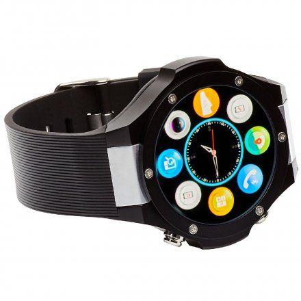 Smartwatch Garett Expert 15 Srebrny