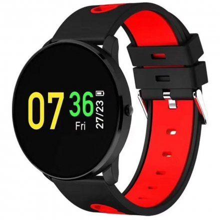 Smartwatch Garett Sport14 Czarno-Czerwony