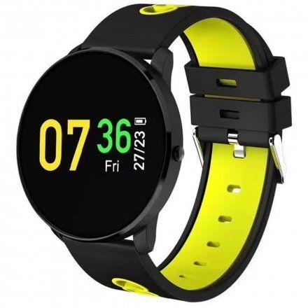 Smartwatch Garett Sport14 Czarno-Żółty