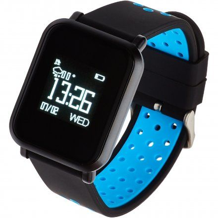 Smartwatch Garett Sport17 Czarno-Niebieski