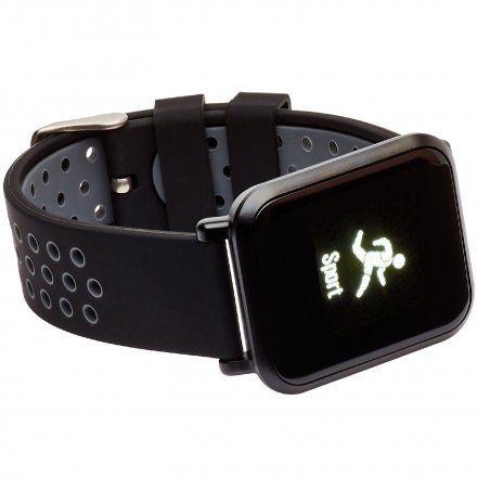 Smartwatch Garett Sport17 Czarno-Szary