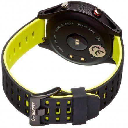 Smartwatch Garett Sport25 Gps Czarno-Zielony