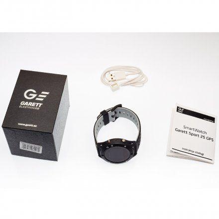 Smartwatch Garett Sport25 Gps Czarny