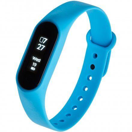 Opaska Sportowa, Smartband Garett Fit7 Niebieska
