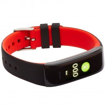 Opaska Sportowa, Smartband Garett Fit11 Czerwona