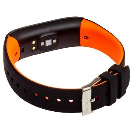 Opaska Sportowa, Smartband Garett Fit11 Pomarańczowa