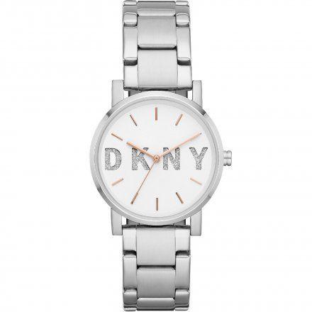Zegarek Damski DKNY NY2681 Seria Soho