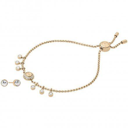 Biżuteria Michael Kors - Bransoleta MKJ6895710 + Kolczyki