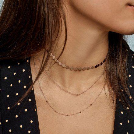 Naszyjnik Cluse Essentielle CLJ20003 - modna biżuteria Cluse