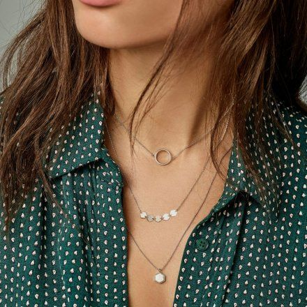 Naszyjnik Cluse Essentielle CLJ22001 - modna biżuteria Cluse