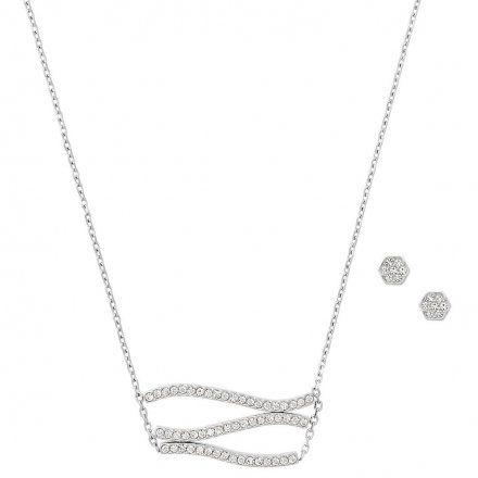 Biżuteria Michael Kors - Naszyjnik MKJ6899040 + Kolczyki