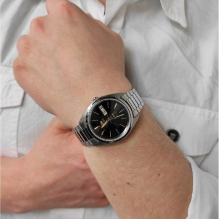 ORIENT FAB00006B9 Zegarek Męski Japońskiej Marki Orient AB00006B