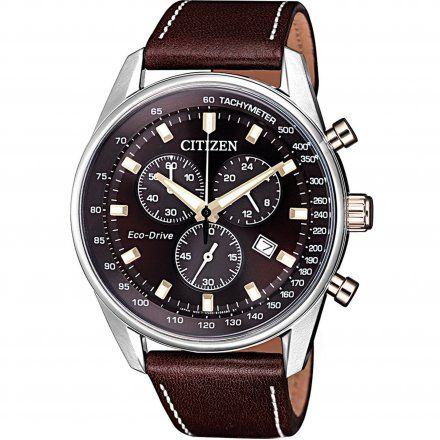Citizen AT2396-19X Zegarek Męski Citizen Eco-Drive AT2396 19X