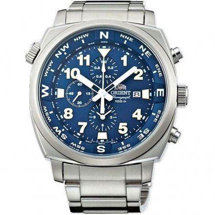 ORIENT FTT17002D0 Zegarek Japońskiej Marki Orient TT17002D